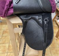 Kent&Masters-Sattel S-Serie Dressur, High Wither, veränderbare Pauschen