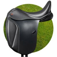 Kent&Masters-Sattel S-Serie Dressur Low Profile,...